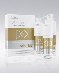 Wellplex salon kit